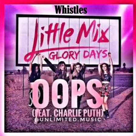 little mix ft charlie puth - oops - whistles - Country Line Dance