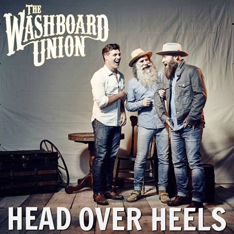 head over heels over you - Country Line Dance - The washboard Union