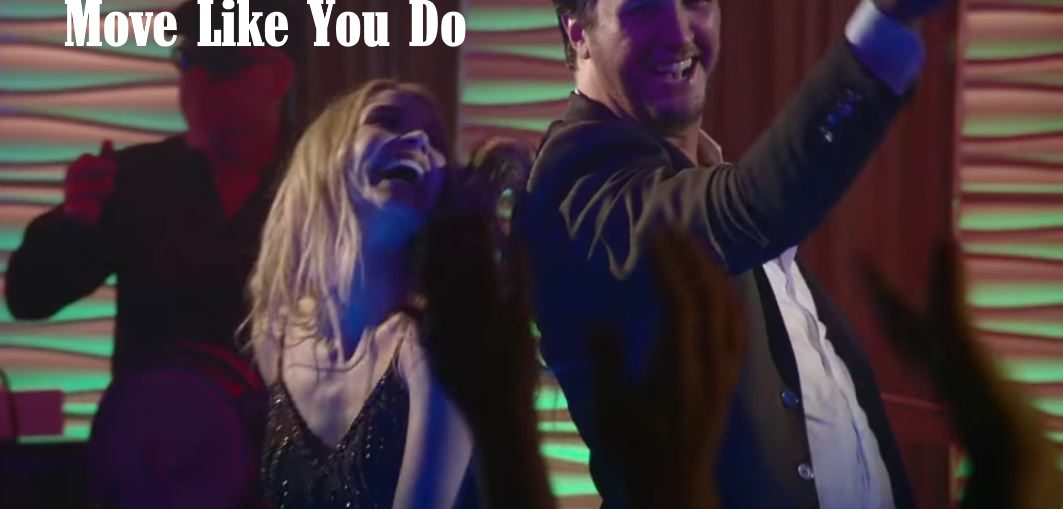Move Like You Do - Country Line Dance - Luke Bryan