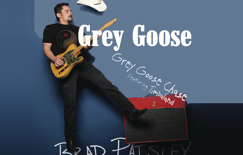 Grey Goose (chase) - Country Line dance - Brad Paisley