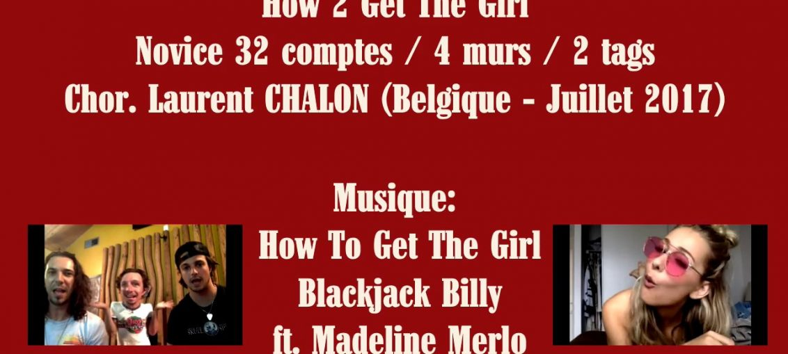 how 2 get the girl - Country Line Dance - how to get the girl