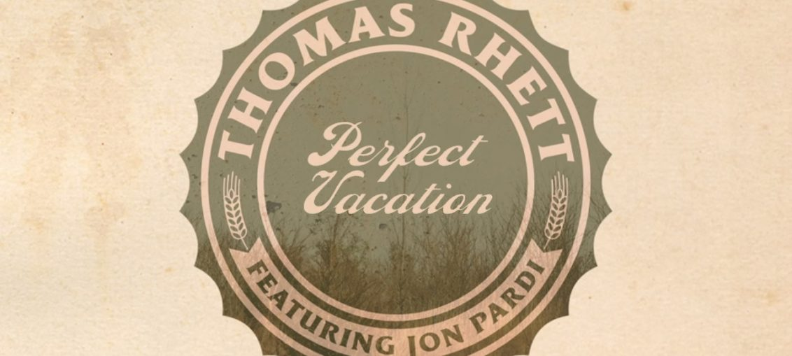 Perfect Vacation - Thomas Rhett - Beer Can't Fix (Lyric Video) ft. Jon Pardi
