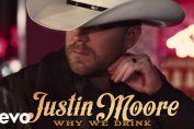 Why we drink par Justin Moore Country Line Dance