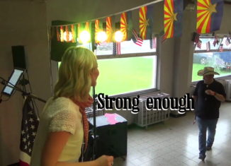 Strong Enough - Country Line dance - Say-Lynn