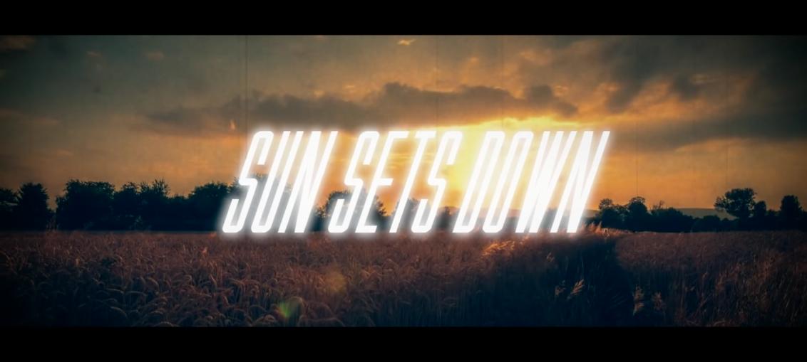 Sun Sets Down