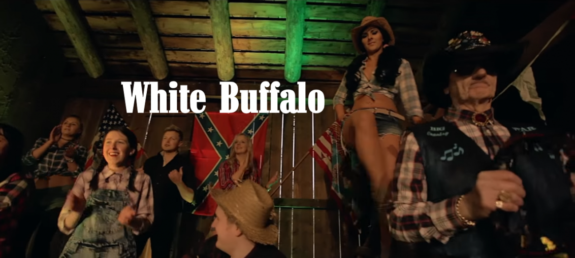 White Buffalo - Cotton Eye Joe