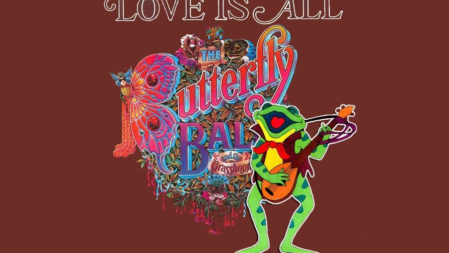 Love Is All At The Butterfly Ball - Country Line Dance
