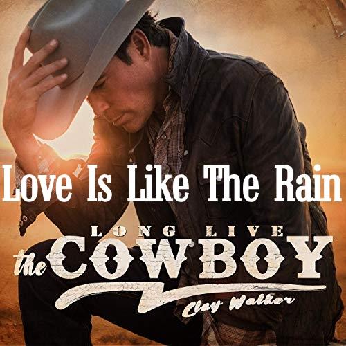 Love is Like the Rain - Country Line Dance - Clay Walker