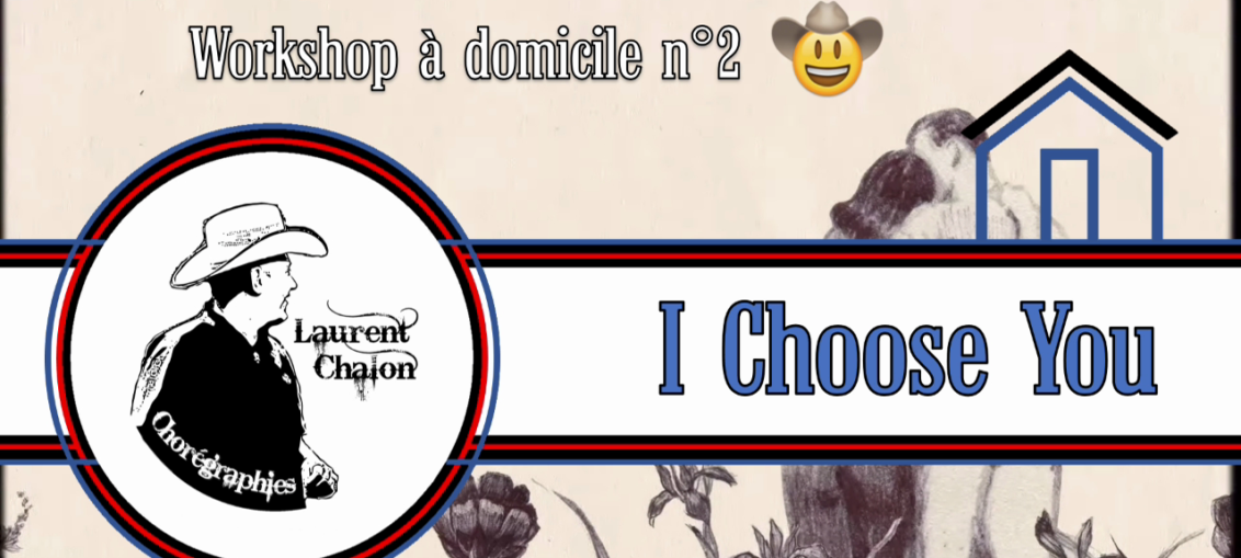 I Choose You - Country Line Dance