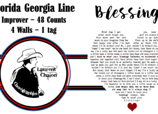 Blessings - Country Line Dance - Florida Georgia Line