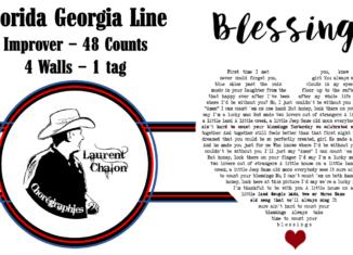 Blessings - Country Line Dance - Florida Georgia Line